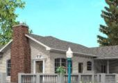 3d rendered exteriors